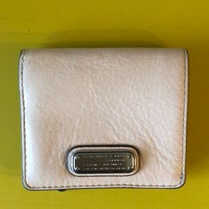 Marc by Marc Jacobs Blush Pink leather Wallet